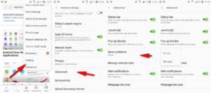 Android Does Not Save Data to a Micro SD Card